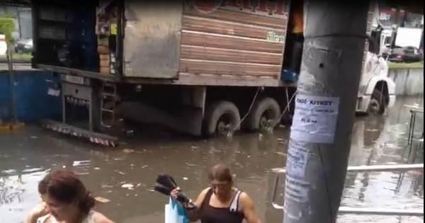 Rio tem novembro mais chuvoso em 12 anos - Notícias - R7 Rio de ...