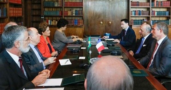 Serviço de Inteligência da França oferece apoio de segurança ao ...