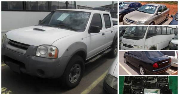 Leilão da Polícia Civil do DF tem carro a partir de R$ 800 - Fotos ...