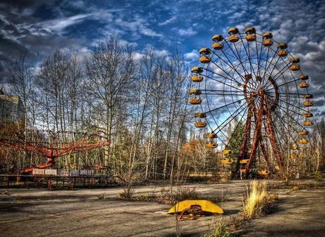 Confira os lugares abandonados mais impressionantes do mundo