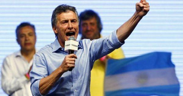 Presidente eleito da Argentina defende suspensão da Venezuela ...