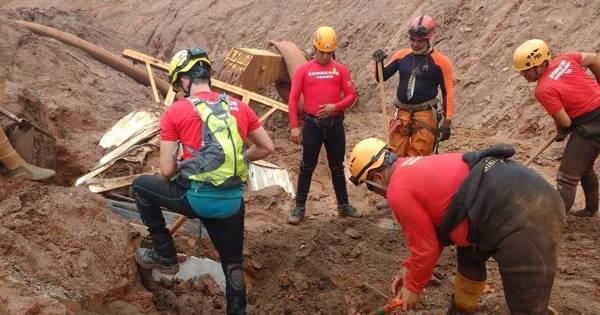 Polícia confirma reconhecimento de 17ª vítima de barragem em ...