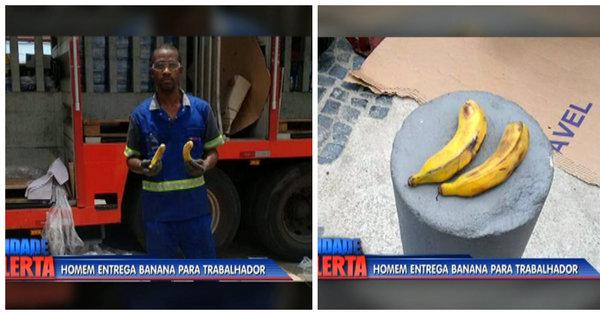 Gerente de bar é preso por injúria racial após dar bananas a ...