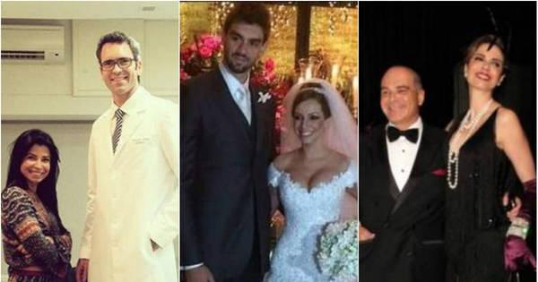 Veja os casais famosos que não dão a mínima para a diferença de ...