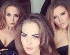 Donas de salão, irmãs recebem presentes caros postando fotos sexy
