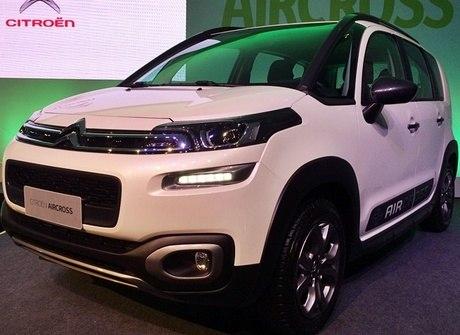 Minivan lançada pela Citroën assume de vez papel de SUV
