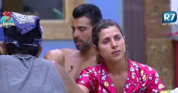 """Emocionada, Ana Paula teme perder Roça para Mara: """"Essa vai ser ..."""
