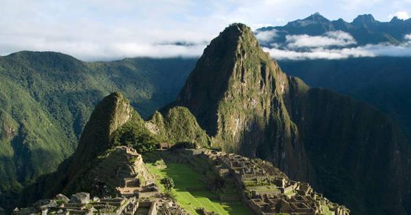 Turista morre ao tentar fazer selfie em Machu Picchu - Notícias - R7 ...