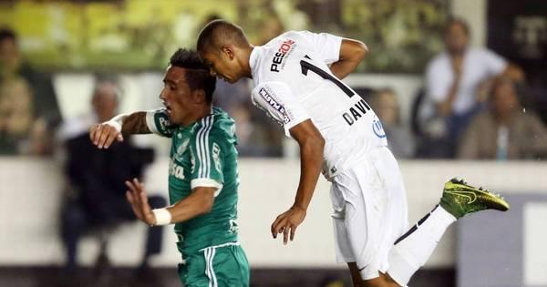 Santos tenta ignorar vantagem para evitar novo vacilo no ano ...