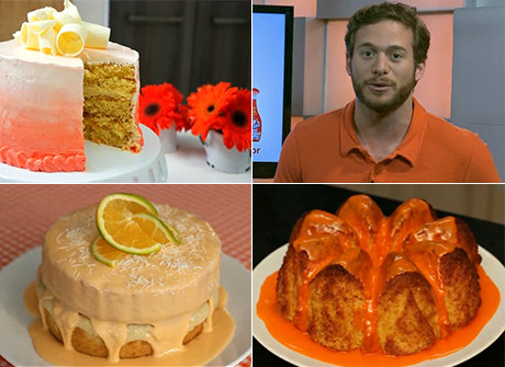 Dalton Rangel quer saber quem faz o melhor bolo! Dê sua opinião!