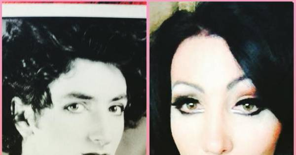"""Sósia da Cher no Brasil conta: """"Fiz 22 cirurgias plásticas para ficar ..."""