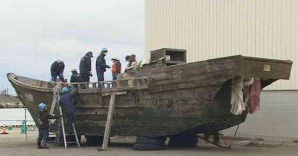 Mistério sinistro! Navios cheios de corpos em decomposição e ...