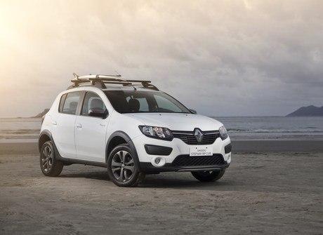 Renault lança série limitada Rip Curl para seu Sandero Stepway