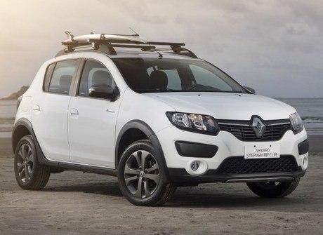 Renault reedita série limitada Rip Curl para o Sandero Stepway