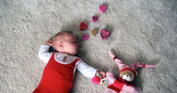 Sem choro! Veja dicas para fazer o bebê dormir - Entretenimento ...