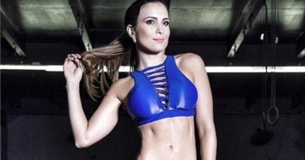 Kamilla Salgado consegue a tão desejada cinturinha de 60 cm, mas ...