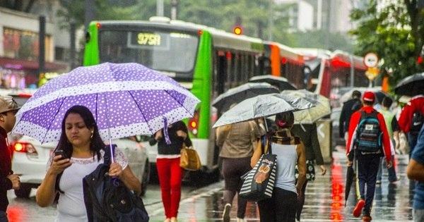 São Paulo tem o novembro mais chuvoso em 21 anos - Notícias ...