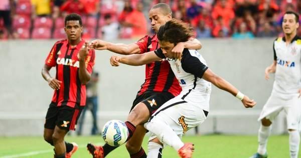 Sonolento, Corinthians é derrotado pelo Sport e buscará recorde na ...