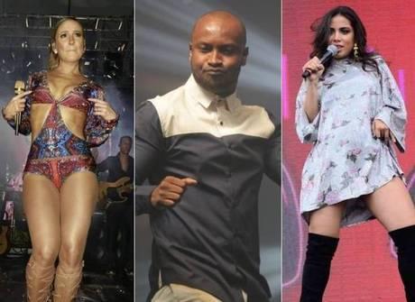 Cachês milionários de artistas como Claudia e Anitta caem 30%