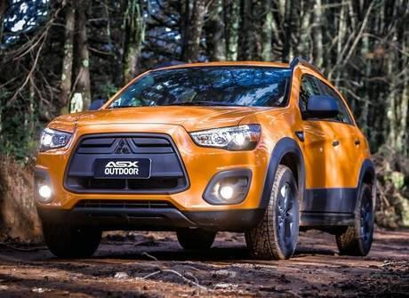 Proposta off-road: Mitsubishi lança nova ASX Outdoor com tração 4x4