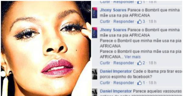 Cris Vianna é vítima de racismo nas redes sociais - Entretenimento ...