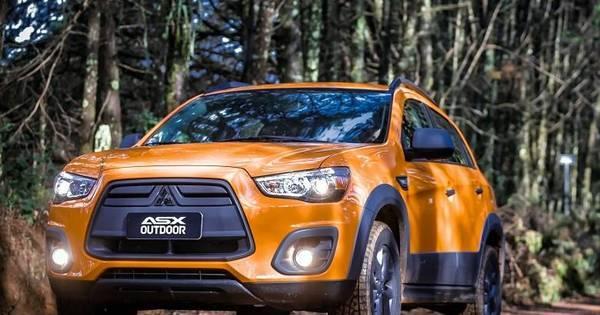 Mitsubishi lança o ASX Outdoor, versão com proposta off- road e ...