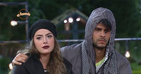 Votação surpresa coloca Marcelo Bimbi e Rayanne Morais na Roça ...