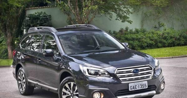 Avaliação: Subaru Outback é um oriental que se preze - Notícias ...