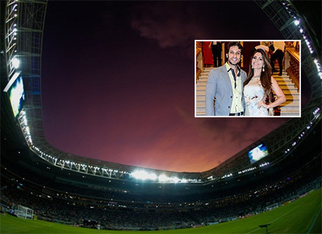 Estádio do Palmeiras também receberá casamento de ex-BBBs