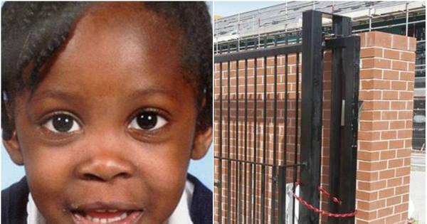 Desesperador! Menina de 6 anos morre em acidente trágico após ...