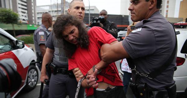 Alckmin aumenta repressão policial em protestos contra fechamento ...