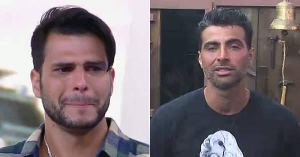 """Marcelo Bimbi não segura as lágrimas ao falar de JP: """"Esse cara é ..."""