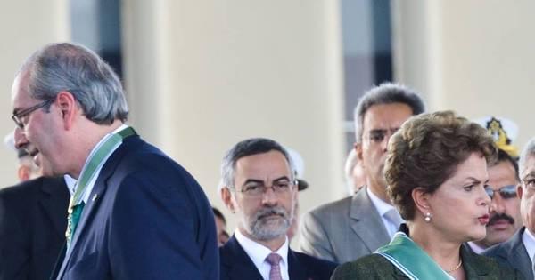 Cunha chama Dilma de mentirosa e afirma que ela demonstra ...