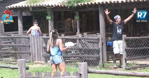 Peões celebram fim das tarefas matinais nesta quarta (2) e ...