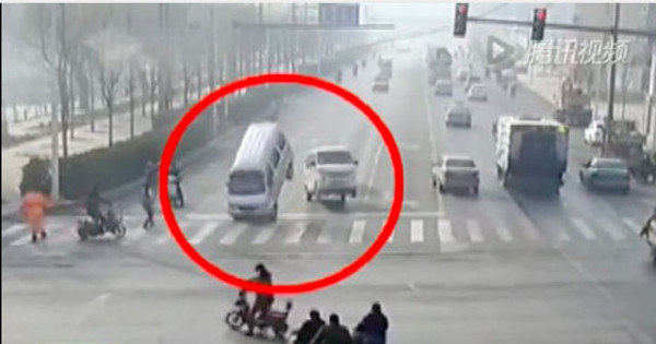 Ataque extraterrestre? Acidente bizarro na China viraliza na internet ...