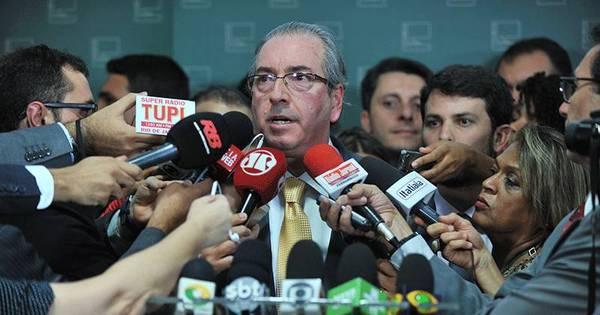 Eduardo Cunha aceita pedido de impeachment contra Dilma ...