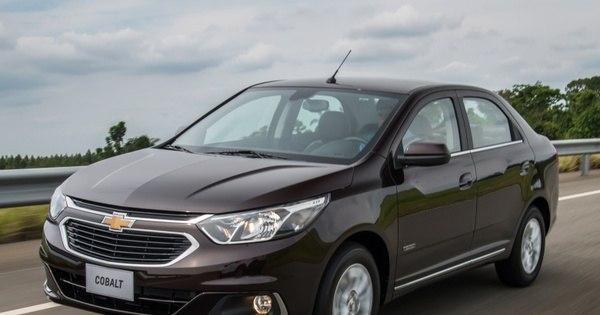 Novo Chevrolet Cobalt parte de R$ 59.990; confira todos os ...