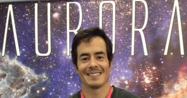 Ator Felipe Folgosi lança quadrinho de ficção científica durante a ...