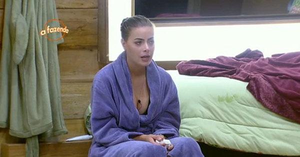 Douglas e Rayanne brigam e peoa tem crise de choro para ...