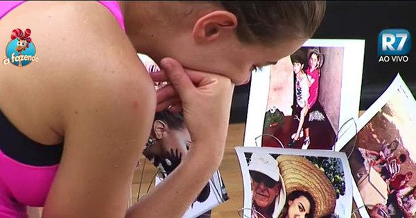 Em dia de Roça, Rayanne Morais não segura as lágrimas e ganha ...
