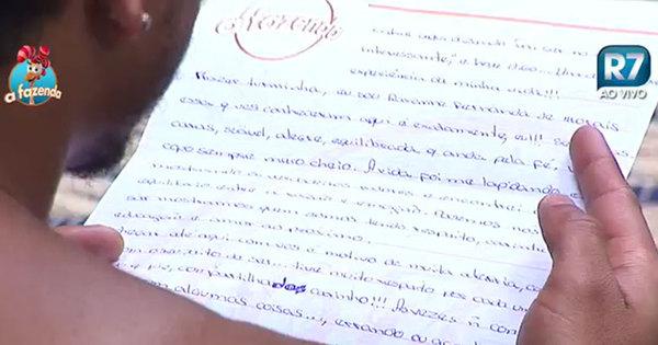 Em sua carta de despedida, Rayanne Morais emociona finalistas e ...
