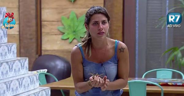 Ana Paula Minerato diz que ficou chateada por pensarem que ela ...
