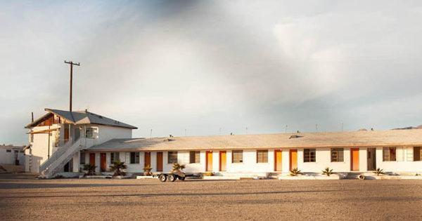 Mistério: imagens de cidade-fantasma no meio do deserto mostram ...