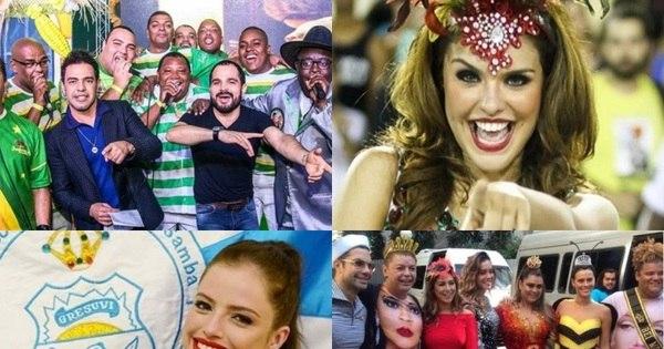 Saiba onde encontrar os famosos no Carnaval 2016 - Fotos - R7 ...
