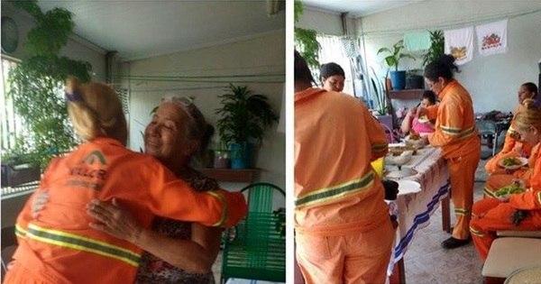 Boa ação: moradora de Santa Maria prepara almoço especial para ...
