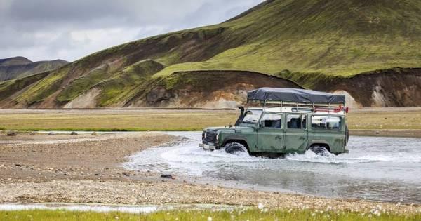 Veja sete destinos incríveis para aventuras offroad - Entretenimento ...