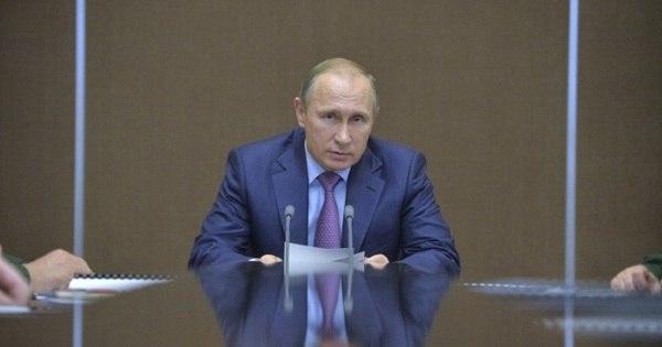 Putin ameaça usar armas nucleares contra o Estado Islâmico ...