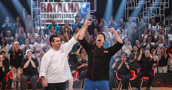 Rick Zavala é o vencedor da Batalha dos Confeiteiros Brasil! Veja ...
