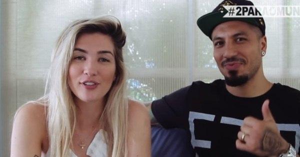 Ex-BBBs Aline e Fernando escolhem o nome do bebê ...