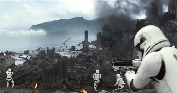 Estreia Star Wars! Descubra onde O Despertar da Força foi filmado ...